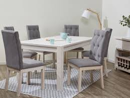 grey wash dining table. Top 58 Fabulous Black And Gray Dining Room Sets Wash Furniture Grey Table Chairs Oak Weathered Creativity I
