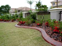 Image of: Best Landscape Curbing Ideas