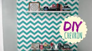 diy chevron mudando a parede com stencil decor decor feelings you