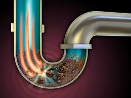 chemical agent used to unclog some pipes digital ilration
