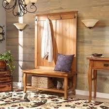 entry way furniture. simple rustic country style hall tree accent your home with natural wood entryway furniture entry way c