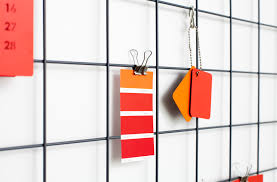wire mesh memo board for the office and home by block block wire mesh memo board