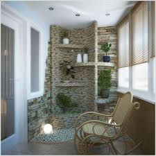 Balcony Interior Design with Modern Style