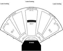 Dte Energy Music Theater Seating Dte Energy Seating Chart