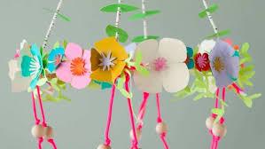Paper Flower Mobiles 25 Excellent Easy Paper Flower Tutorials Directory Heart