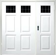 decorating side hinged garage doors ideas image inspirations medium size of steel door design wooden