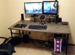 best pc gaming desk desk gaming desk setup amazing gaming desk best gaming gaming desk setup