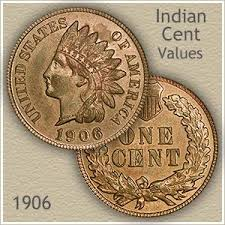 1906 Indian Head Penny Value Discover Their Worth Penny