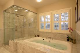 Innovative Bathroom With Jacuzzi And Shower Designs Delightful 10 Bathroom  With Jacuzzi On 571955 Elegant Main