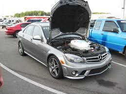 2009 Mercedes-Benz C63 AMG MHP 1/4 mile Drag Racing timeslip specs ...