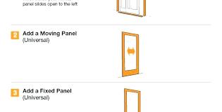 sliding glass door lock adjustment screen o doors ideas