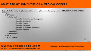 medical billing coding job description medical billing and coding school in new jersey