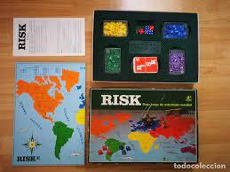 Disfruta de los mejores juegos relacionados con high risk rescue. Juego De Estrategia Risk Original Y Completo A Vendido En Venta Directa 171917389