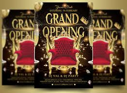 Free Grand Opening Flyer Template 21 Grand Opening Flyer Templates Printable Psd Ai Vector Eps