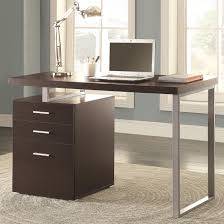 coaster shape home office computer desk. coaster 800519 l shaped computer desk with cabinet in cappuccino main image shape home office p
