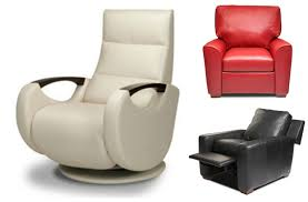 furniture american leather recliners small living room recliners