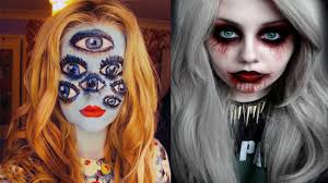 20 of the creepiest makeup ideas mss official