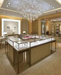 Retail Shop Furniture Design High End Jewelry Shop Furniture Design Spark Retail Design