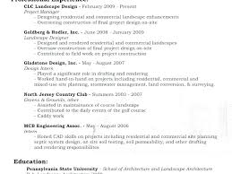 Landscaping Resume Landscaping Resume Samples Download Landscaper Foreman For Duties