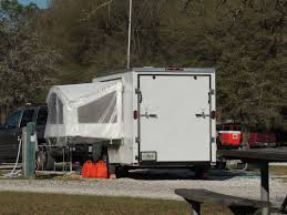 cargo trailer converted to camper trailer outfit your bov with our hard use gear