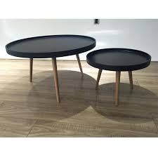 low side table fashion tea table modern design solid wooden small big high low side table modern living room sofa corner round coffee table in coffee tables