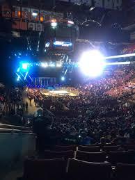 Wells Fargo Center Section 106 Row 24 Seat 1 2 Wwe