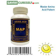 Master Amino Acid Pattern Custom Canada Sale Master Amino Acid Pattern MAP 48 Tabs 48Apr48