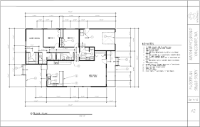 Portfolio Architectural Drafting W Autocad