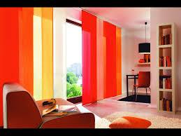 Orange Curtains Living Room Curtains For Every Room Interior Design Paradise