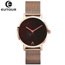 wwoor ladies wrist watches for women ultra thin quartz watch fashion casual hours bracelet reloj mujer acero inoxidable