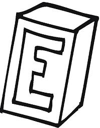 box e alphabet coloring pages free