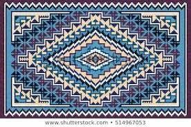 navajo rug patterns colorful mosaic rug with traditional folk geometric pattern rug native blanket navajo rug