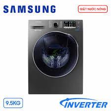 Máy Giặt Sấy Samsung Inverter 9.5kg WD95K5410OX/SV Lồng Ngang Chính Hãng,  Giá rẻ