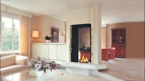 Brilliant Decoration Two Way Fireplace Sensational Design Double Sided I  Tunnel
