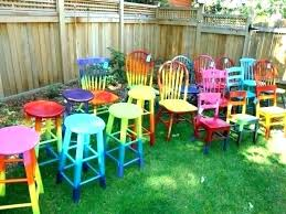 colored wood patio furniture. Fine Wood Outdoor Furniture Paint Colors Wood  Colours Garden Ideas   Intended Colored Wood Patio Furniture
