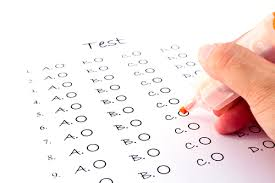 Before Designing A Multiple Choice Test Think About This