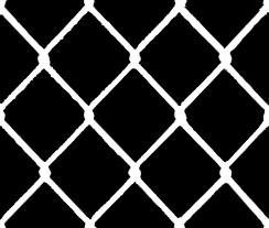 Chainlink Fence w Slats landarchBIM