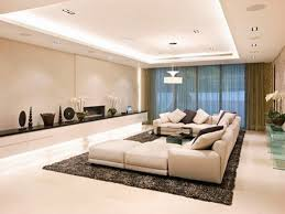 ... Living Room Ceiling Lights The Geos 6in DweLED Uses An Edge Lit LED  Panel And A ...