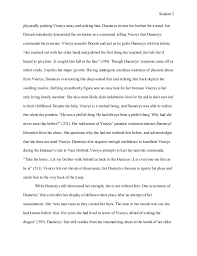 ewrt essay example she triumphs over this adversity by 2