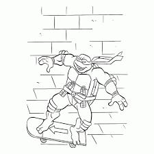 25 Printen Ninja Turtles Kleurplaat Mandala Kleurplaat Voor Kinderen