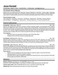 Civil Engineer Resume 13 Civil Engineering Cv Resume Template