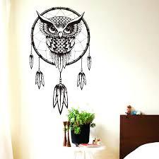 dream catcher wall art dream catcher wall decor dream catcher wall vinyl decals decor dreamcatcher wall