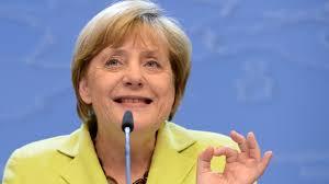 Angela Merkel receives Happy Birthday song fail - video - World news -  NewsLocker