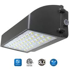Led Wall Pack Lights Amazon Led Wall Pack Light With Dusk To Dawn Photocell 60w Full Cutoff Led Outdoor Commercial Industrial Lighting Fixture Daylight 5000k Ip65 Waterproof