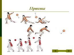 Открытый урок по физкультуре Обучение техническим элементам и  приемы jpg