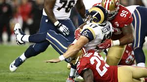 Lawrence Los Angeles Rams Disastrous Debut Cbs Local Sports
