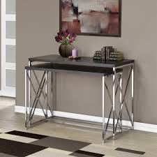 Console Decor Ideas Nice Monarch Console Table For Living Room Decor Home Ideas Along