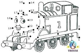 Thomas Train Coloring The Train Coloring Sheets The Train Coloring