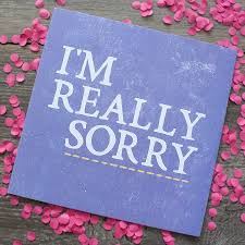 Apology Card Messages Apology Card Messages mughals 1