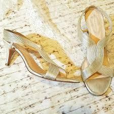 Elie Tahari Silver Celia Sandal Eu 39 Size 8 5